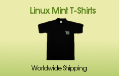 Linux Mint T_Shirts