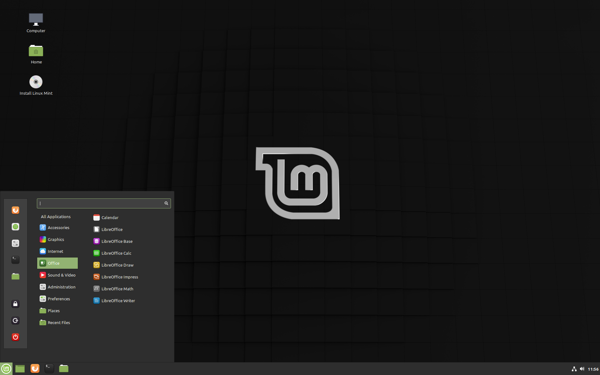 Etcher Linux Mint