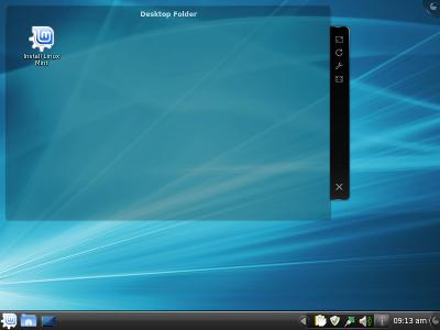 Mint 9 KDE Uudet ominaisuudet yhdellä silmäyksellä: