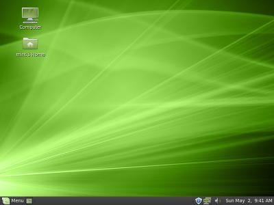 Linux Mint 9