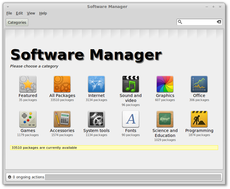 New Features In Linux Mint 11 Linux Mint