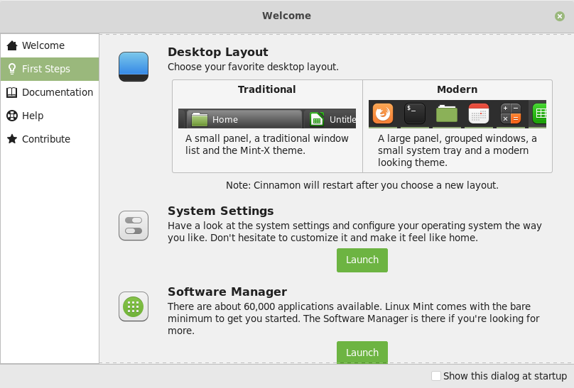 New features in Linux Mint 19 1 Cinnamon - Linux Mint
