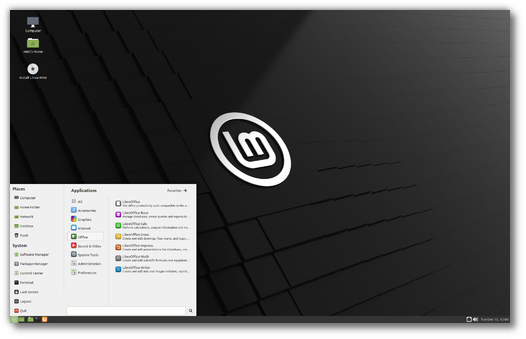 Linux Mint Ulyssa 3
