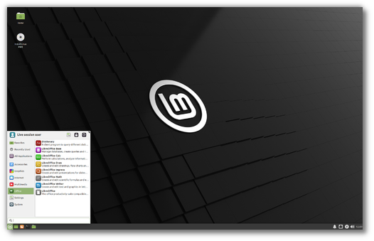 Linux Mint Ulyssa 2