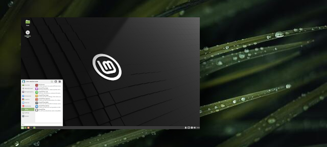 Main Page Linux Mint
